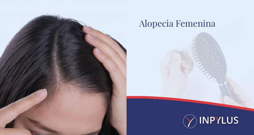 Inpylus - Alopecia Femenina