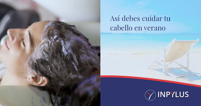Así debes cuidar tu cabello en verano