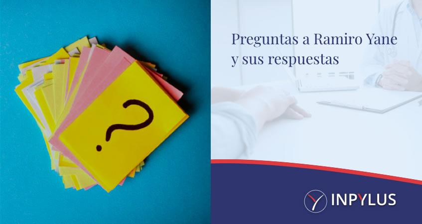 Preguntas a Ramiro Yane y sus respuestas