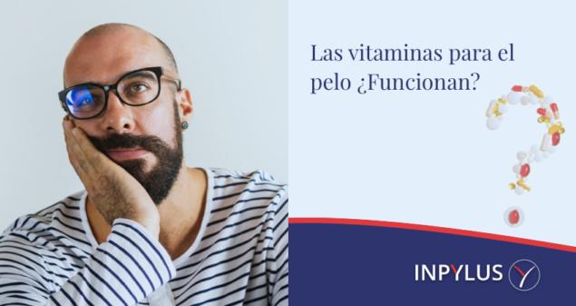 Inpylus - Vitaminas para el pelo, ¿funcionan?