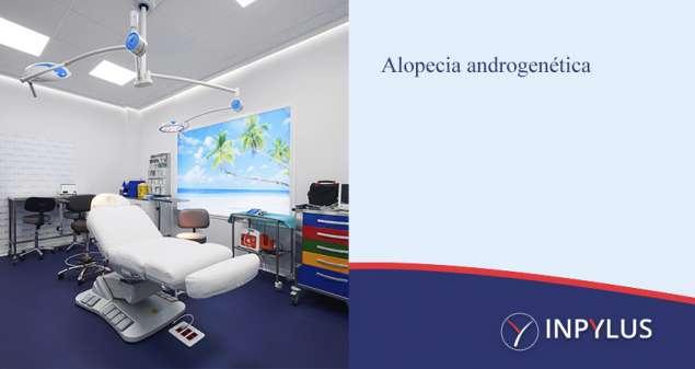 Inpylus - Alopecia androgenética, todo lo que necesitas saber