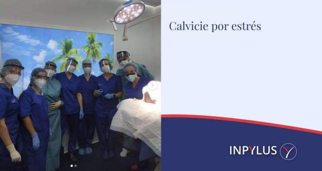 Inpylus - Calvicie por estrés, ¿tiene solución?