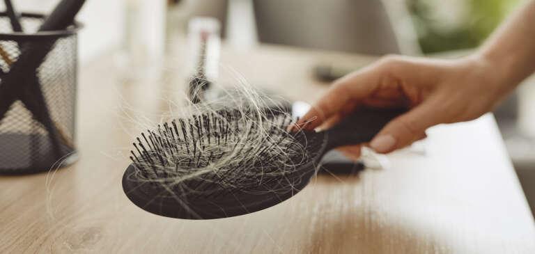 Tipos de alopecia y cómo solucionarla