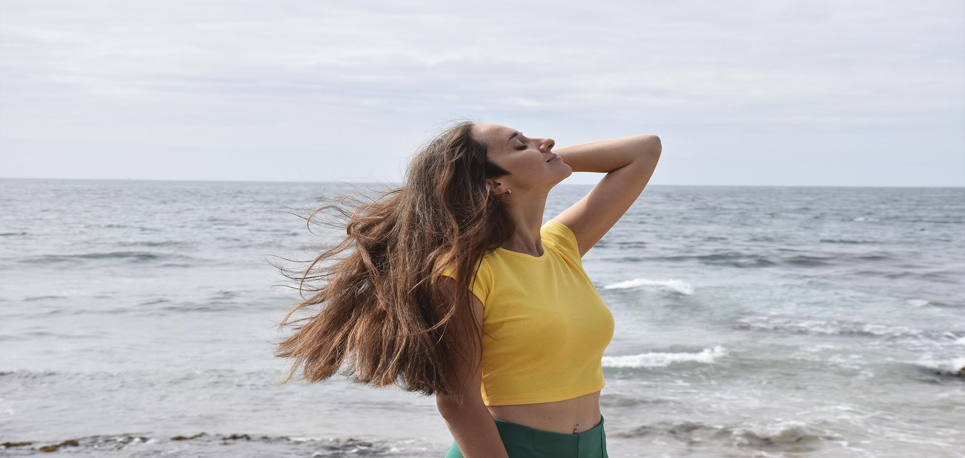 como cuidar el pelo en verano
